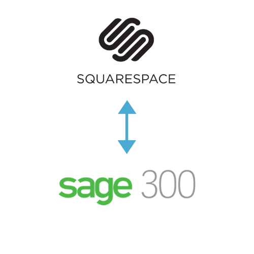 Squarespace to Sage 300 Integration